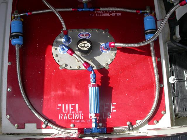 Unofficialbmw com :: View topic - E30 racing fuel cell information
