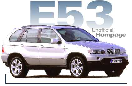 2000 BMW X5 Series