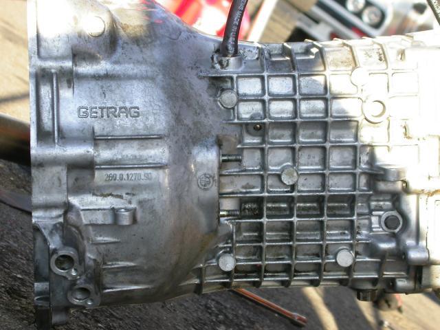 BMW E30 Getrag 260 Manual transmission Seal Kit