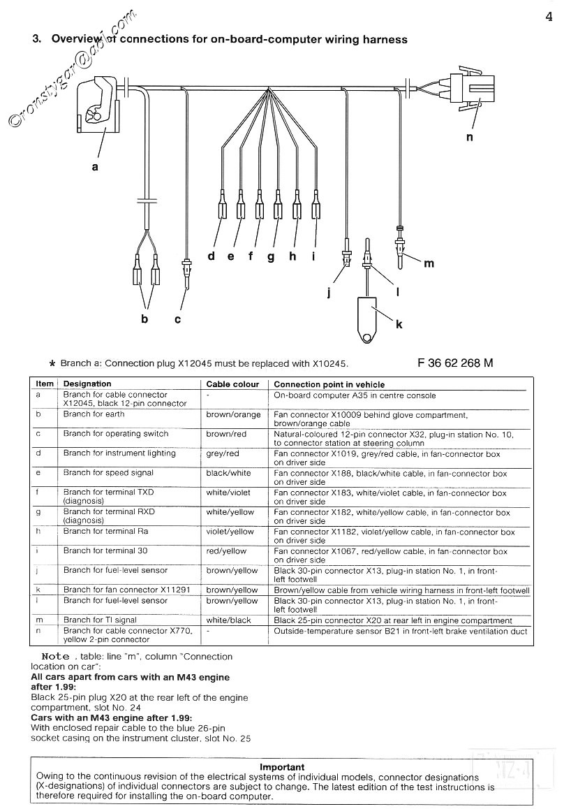 bmw e30 obc wiring diagram wiring library bmw e30 obc wiring diagram