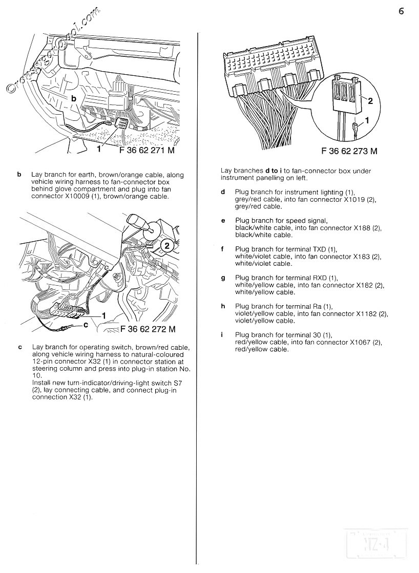 M Coupe Obc Retrofit E30 Wiring Diagram From Here Http Unofficialbmwcom Images Ihtml