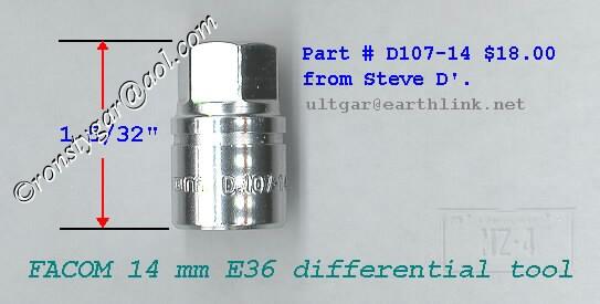 14mm hex