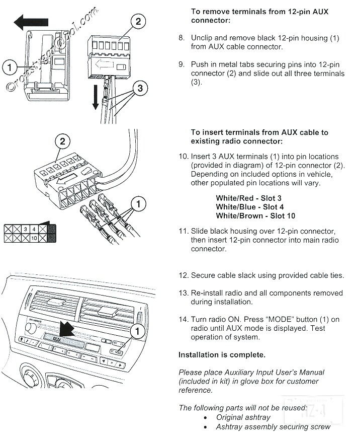 auxinz4 5 z4 little help with aux retrofit? bimmerfest bmw forums BMW Z4 Wiring-Diagram 1993 at suagrazia.org