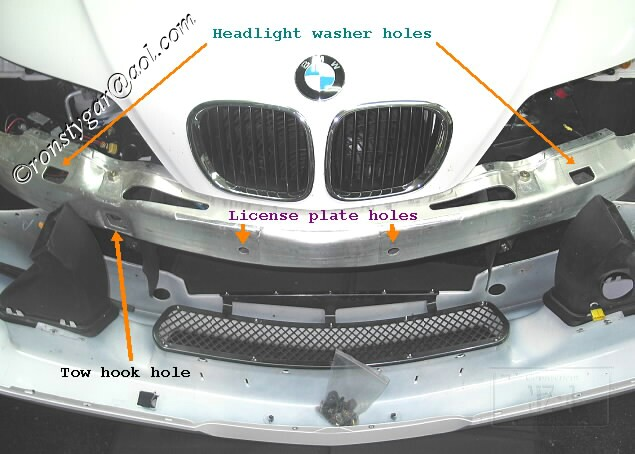 Headlight Washer Jets Anyone Bimmerfest Bmw Forums