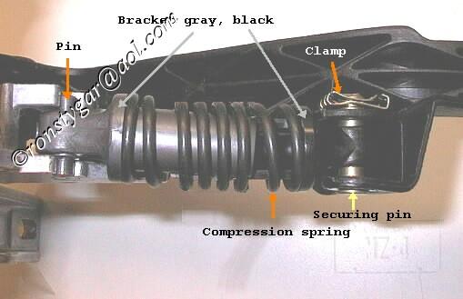 E36 Remove Clutch Pedal Slop