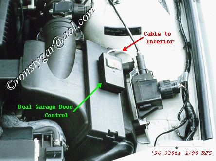328is Garage Door Opener