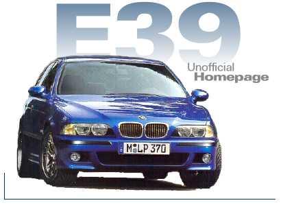 1997-2000 BMW 5Series