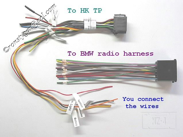 Bmw Z3 Amp Wiring Diagram - Wiring Diagram