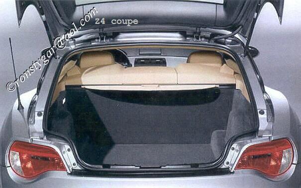 Z4 Coupe Trunks Bimmerfest Bmw Forums