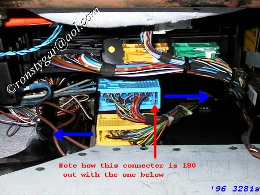 E36 Euro Wiper Control Module