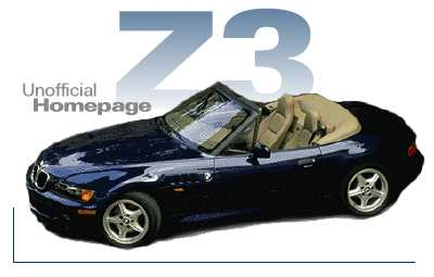 the unofficial z3 home page rh unofficialbmw com BMW M Roadster Engine Start BMW Z4 M Roadster