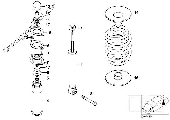 bmw 318i suspension diagram html