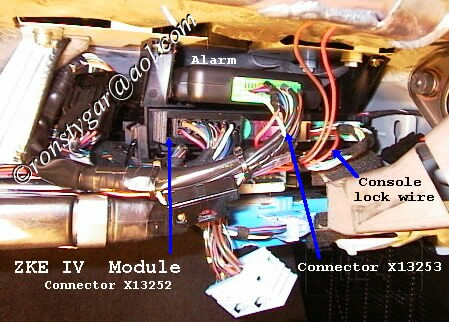 Body Electronics Control Module Location And P N Bimmerfest Bmw Forums