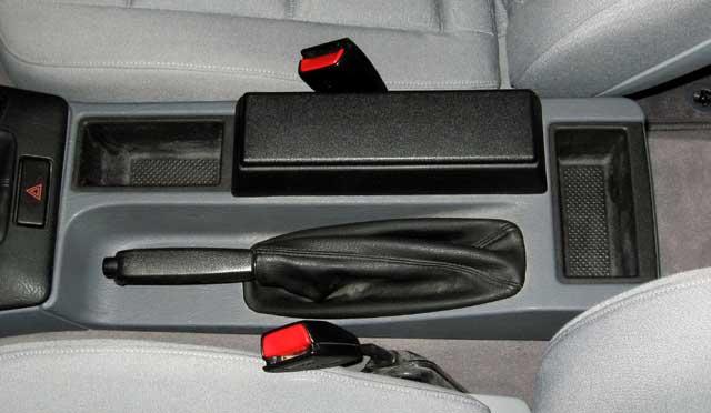 E36 Wtb E36 Black Center Ebrake Console Without Cup